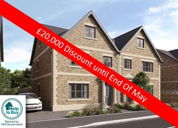 Thumbnail 5 bed semi-detached house for sale in The Holt, Scotby, Carlisle