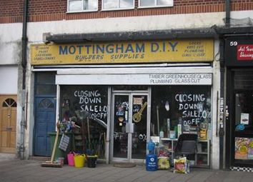 Thumbnail Retail premises to let in 57 Mottingham Road, London
