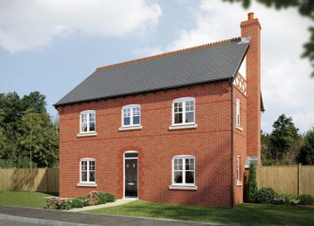 Thumbnail 4 bed detached house for sale in The Forge, Brades Rise, Oldbury