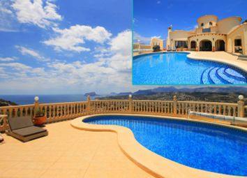 Thumbnail 4 bed villa for sale in Cumbre Del Sol, Benitachell, Alicante, Valencia, Spain