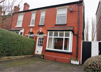 Thumbnail 3 bed semi-detached house for sale in Bond Street, Macclesfield
