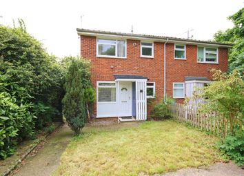 Thumbnail 1 bedroom terraced house to rent in Forsythia Road, St. Ives, Huntingdon