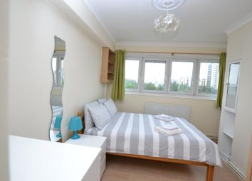 Thumbnail 3 bed flat to rent in Strahan Road, London, London