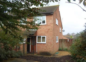 Thumbnail 1 bed property to rent in Bodleian Close, Stefan Hill, Daventry