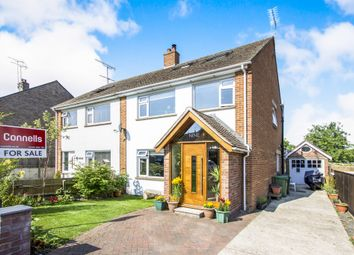 Thumbnail 4 bed semi-detached house for sale in West Mills Road, Dorchester