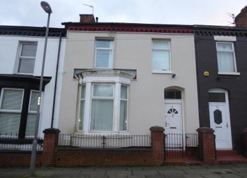 Thumbnail 3 bed terraced house for sale in 26 Heyes Street, Liverpool, Merseyside