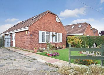 Thumbnail 3 bed detached bungalow for sale in Elm Close Estate, Hayling Island, Hampshire