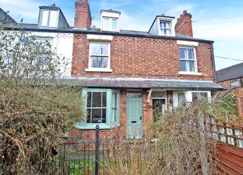 Thumbnail 3 bed terraced house for sale in Peel Villas, Mapperley, Nottingham