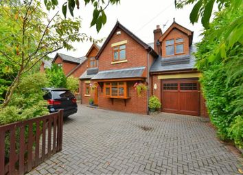 Thumbnail 4 bed detached house for sale in Hillock Lane, Scarisbrick, Ormskirk