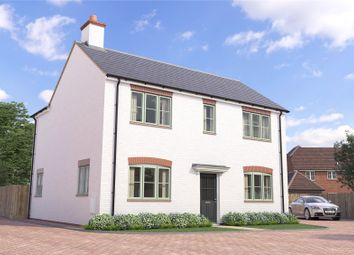 Thumbnail 3 bed detached house for sale in Willow Meadows, White Lane, Ash Green, Aldershot