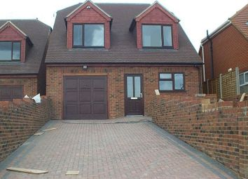 Thumbnail 4 bed detached house for sale in Sea Approach, Warden Bay, Sheerness