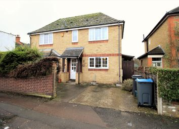 Thumbnail 2 bed detached house for sale in Cleveland Road, New Malden