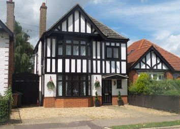 Thumbnail 4 bedroom detached house for sale in Westwood Park Road, Peterborough