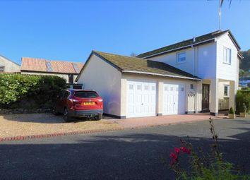 Thumbnail 4 bedroom detached house for sale in Tothill Court, Shaldon, Devon
