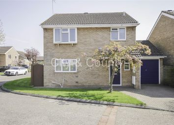 Thumbnail 3 bedroom detached house for sale in Carisbrook Court, Longthorpe, Peterborough