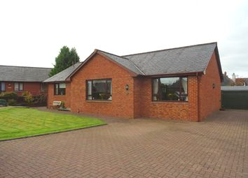 Thumbnail 3 bed bungalow for sale in The Lodge, 1 Corberry Park, Dumfries