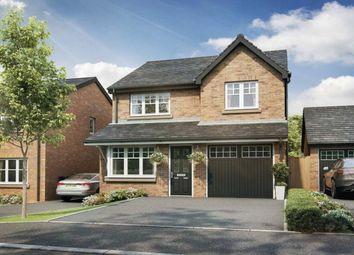 Thumbnail 4 bed detached house for sale in Grasmere Avenue, Farington, Leyland, Lancashire
