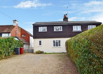 Thumbnail 3 bed property to rent in Newpound, Wisborough Green, Billingshurst