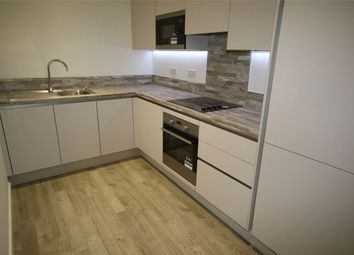 Thumbnail 1 bed flat to rent in Marathon House, Wembley, London