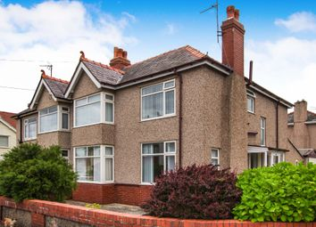 Thumbnail 3 bed semi-detached house for sale in Victoria Road, Old Colwyn, Colwyn Bay