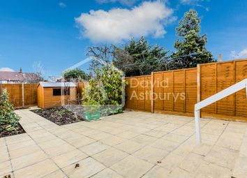 Thumbnail 3 bed terraced house to rent in Lyndhurst Road, Wood Green, London