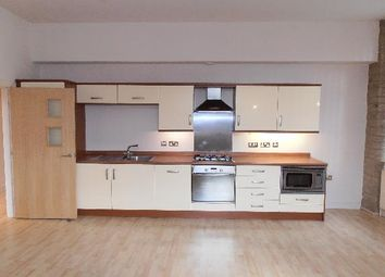 Thumbnail 2 bed flat to rent in West Street, Sowerby Bridge