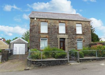 Thumbnail 4 bed detached house for sale in Water Street, Gwaun Cae Gurwen, Ammanford, West Glamorgan