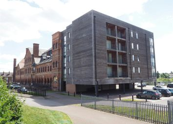 Thumbnail 3 bed flat for sale in The Roundhead Building, Warwick Brewery, Newark