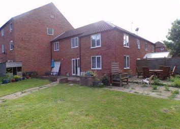 Thumbnail 4 bed terraced house for sale in Ironmonger Court, Neath Hill, Milton Keynes, Buckinghamshire