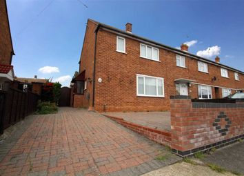 Thumbnail 3 bedroom end terrace house for sale in Wexford Road, Ipswich