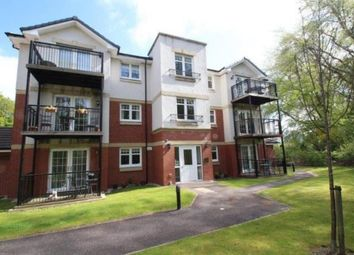 Thumbnail 2 bedroom flat for sale in Capelrig Gardens, Newton Mearns, Glasgow