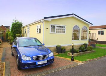 Thumbnail 2 bed bungalow for sale in Haigh Close, Broadway Park, Lancing