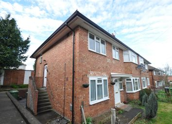 Thumbnail 2 bed maisonette to rent in Mayflower Road, Droitwich