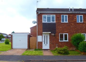 Thumbnail 2 bedroom semi-detached house for sale in Benson Close, Perton, Wolverhampton