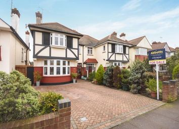 Thumbnail 4 bedroom semi-detached house for sale in Southchurch, Southend-On-Sea, Essex