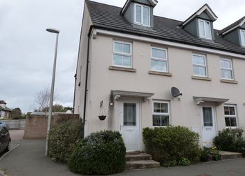 Thumbnail End terrace house to rent in Buckleigh Grange, Westward Ho!