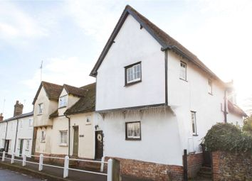 Thumbnail 3 bed end terrace house to rent in Walden Road, Littlebury, Saffron Walden