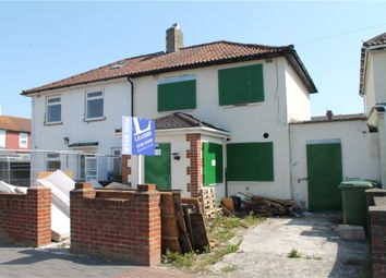 3 bed semi-detached house for sale in Harbour Way, Portsmouth, Hampshire PO2