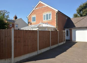 Thumbnail 4 bed detached house to rent in Ormonde Close, West Bergholt, Colchester