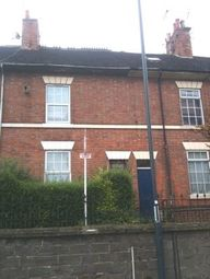 Thumbnail 2 bed town house to rent in Macklin Street, Derby