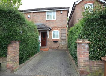 Thumbnail 2 bed semi-detached house to rent in Green Lane, Worcester Park, Surrey