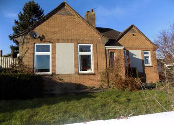 Thumbnail 3 bedroom bungalow for sale in Loscoe-Denby Lane, Loscoe, Heanor, Derbyshire
