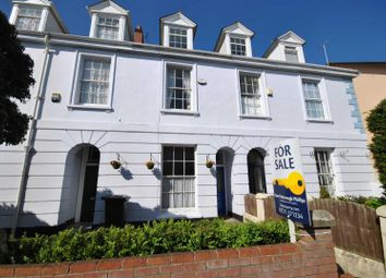 Thumbnail 5 bedroom terraced house for sale in Newport Road, Newport, Barnstaple