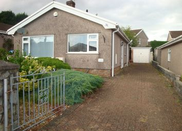 Thumbnail 2 bed bungalow to rent in Heol Dylan, Gorseinon, Swansea