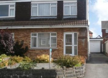 Thumbnail 3 bed semi-detached house to rent in Haulfryn, Llanelli