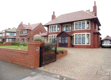 Thumbnail 4 bedroom detached house for sale in Queens Promenade, Bispham, Blackpool