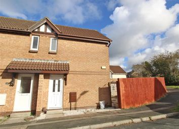 Thumbnail 2 bed end terrace house for sale in Carroll Road, Plymouth