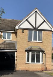 Thumbnail 4 bed property to rent in Redbridge Drive, Nuthall, Nottingham