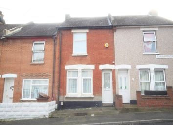 Thumbnail 2 bed terraced house for sale in Connaught Road, Chatham