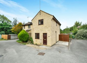 Thumbnail 2 bed end terrace house for sale in Barrington Road, Watchfield, Swindon